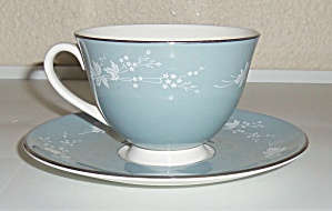 Royal Doulton China Reflection Cup & Saucer Set! (Image1)