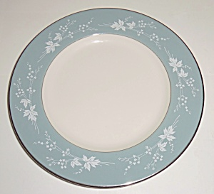 Royal Doulton China Reflection Salad Plate! MINT! (Image1)