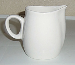 Franciscan Pottery Whitestone Cloud Nine Creamer! (Image1)