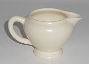 Franciscan Pottery Catalina Rancho Ivory Demi Creamer! (Image1)