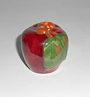 Franciscan Pottery U.S.A. Apple Pepper Shaker! MINT (Image1)