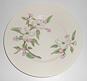 Franciscan Pottery Fine China Chelan Dinner Plate Mint