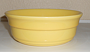 Franciscan Pottery Specials Yellow S-58 Casserole