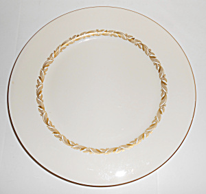 Castleton China Carlton Dinner Plate! (Image1)