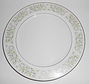 Taihei China Pottery Springtime Floral Dinner Plate!  (Image1)
