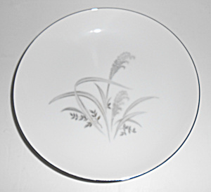 Sone China Platinum Grain Plume Decorated Soup Bowl! (Image1)