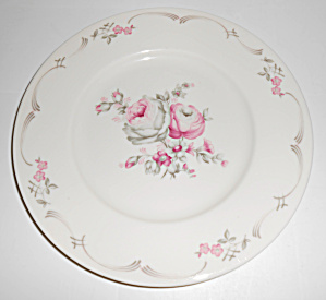 Castleton China Belrose Salad Plate!  (Image1)