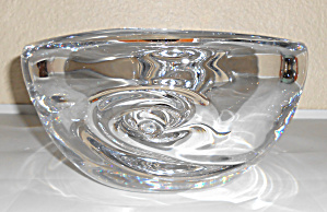 Kosta Boda Large Warff Art Bowl! (Image1)
