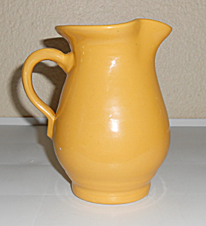 Bauer Pottery Matt Carlton VERY RARE 6 Dutch Pitcher! (Image1)
