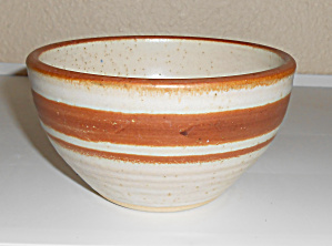 Bennett Welsh Studio Pottery Handmade Decorated Cereal  (Image1)