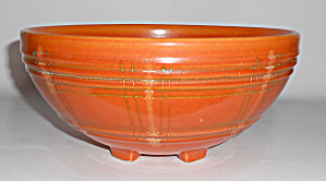 Pacific Pottery Decorated Hostess Ware Punch Bowl! (Image1)