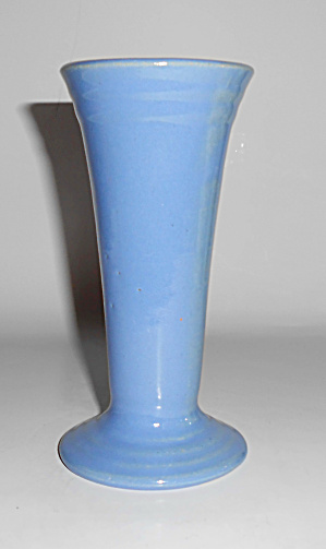 BAUER POTTERY RING WARE VERY RARE DELPH BUD VASE!  MINT (Image1)