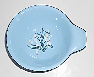 Homer Laughlin Company Skytone Blue Mist Cereal Bowl!  (Image1)