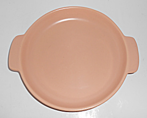 Franciscan Pottery Catalina Rancho Coral Casserole Plt (Image1)