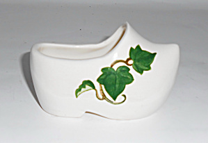 Metlox Pottery Poppy Trail California Ivy Dutch Shoe (Image1)