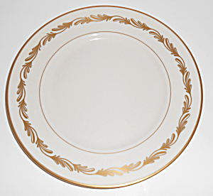 Franciscan Pottery Arcadia Gold Fine China Salad Plate! (Image1)