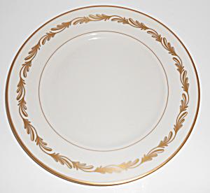 Franciscan Pottery Arcadia Gold Fine China Salad Plate! (Image1)