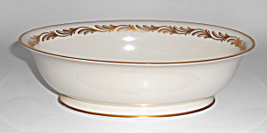 Franciscan Pottery Arcadia Gold Fine Vegetable Bowl