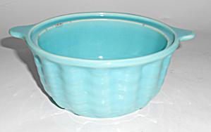 Franciscan Pottery Cocinero Glacial Blue Ramekin! (Image1)
