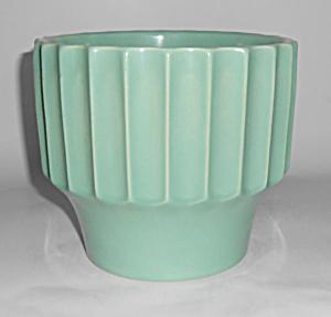 Metlox Pottery Poppy Trail Garden Ware Green Jardiniere (Image1)