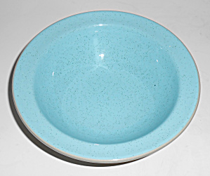 Harker Pottery Blue Mist Fruit Bowl Mint