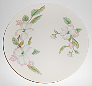 Franciscan Pottery Fine China Appleton Salad Plate Mint