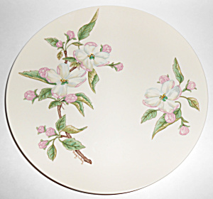 Franciscan Pottery Fine China Appleton Dinner Plate