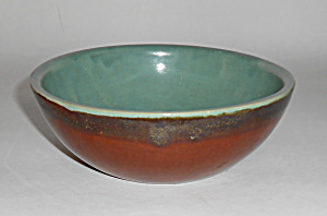 Zanesville Stoneware Pottery Country Fare Cereal Bowl