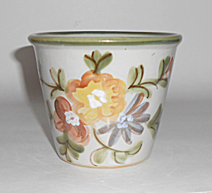 John Taylor Louisville Stoneware 'mother' Floral Flower