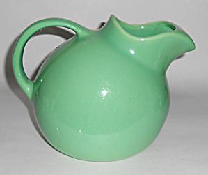 Franciscan Pottery El Patio Apple Green Ice Ball Jug! (Image1)