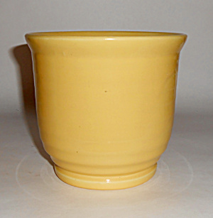 Bauer Pottery Ring Ware Yellow Beating Bowl Mint
