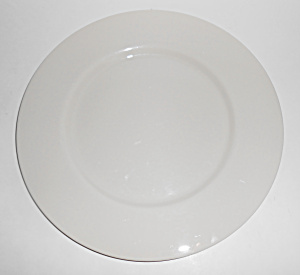 Flintridge China Bon-lite Porcelain Dinner Plate Mint