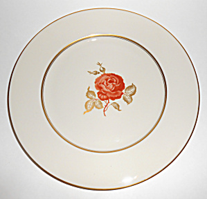 Castleton China June Dinner Plate Mint