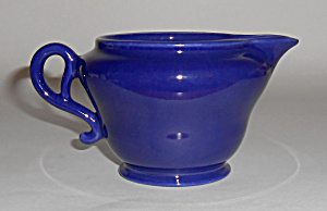Franciscan Pottery El Patio Cobalt Creamer Mint