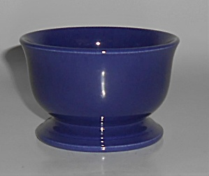Franciscan Pottery El Patio Cobalt Sherbet Bowl Mint