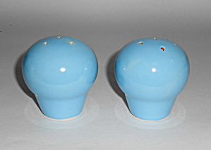 Pacific Pottery Arcadia Blue Salt/pepper Shaker Set