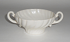 Franciscan Pottery Coronado Satin Ivory Cream Soup Bowl