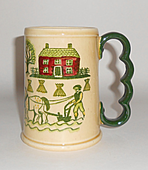 Metlox Pottery Poppy Trl Homestead Provincial Grand Mug