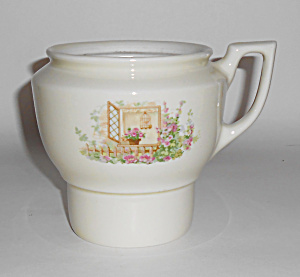 Coors Pottery Thermo Porcelain Open Window Drip Coffee