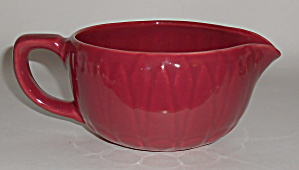 Coors Pottery Coorado Red Small Handled Batter Bowl