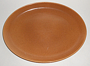 Russel Wright Pottery Iroquois Casual Apricot Platter