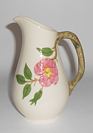 Franciscan Pottery U.s.a. Desert Rose Syrup Pitcher Mi