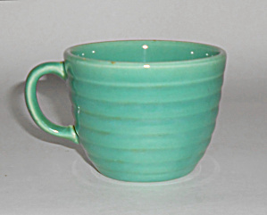 Bauer Pottery Ring Ware Jade Punch Cup Mint