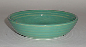 Bauer Pottery Ring Ware Jade Fruit Bowl