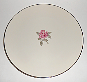 Franciscan Pottery Fine China Encanto Rose Dinner Plate