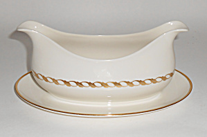 Franciscan Pottery Fine China Del Monte Gravy Bowl