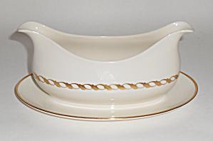 Franciscan Pottery Fine China Del Monte Gravy Bowl (Image1)