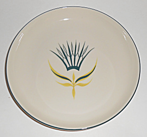 Winfield China Pottery Royal Coronation Salad Plate