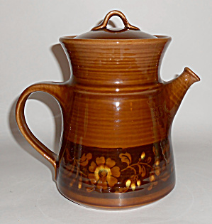Metlox Pottery Poppy Trail San Clemente Coffee Pot