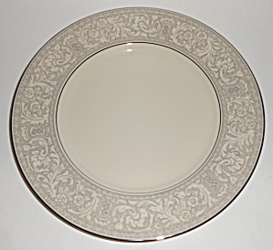 Franciscan Pottery Platinum Renaissance China Dinner Pl